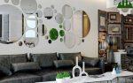 Dekoratif Aynalar ile Çarpıcı Dekorasyonlar
