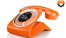 Dekorasyonda Retro Telefon Trendi